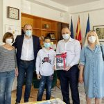 North Macedonia: Students created art for health workers and the youngest patients!